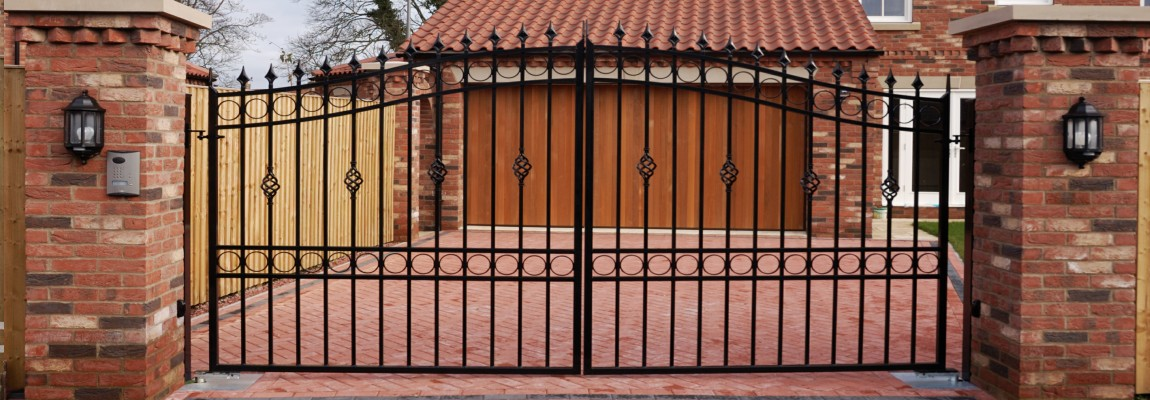 automated gates stockport